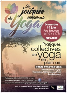 Journée Internationale du Yoga à Pau