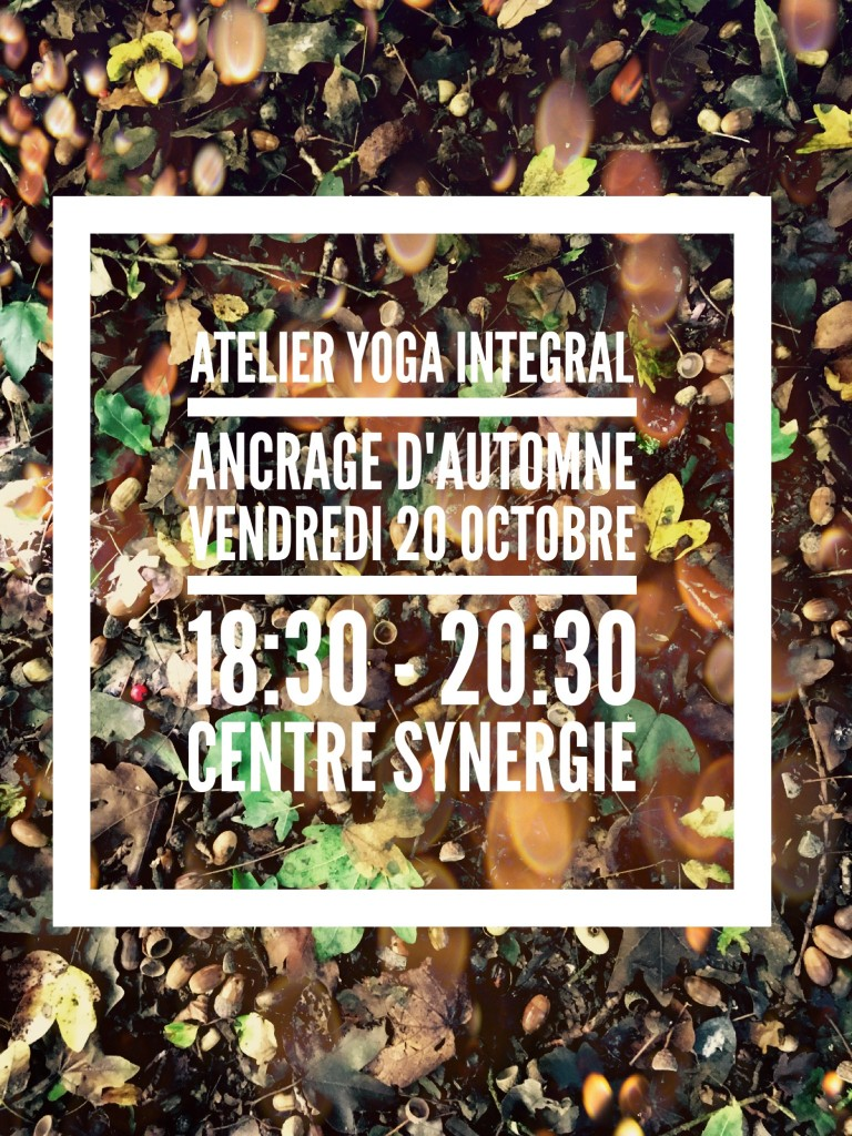 whisper yoga atelier automne