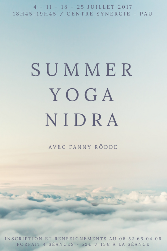 summer yoga nidra
